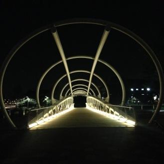 Bridge at The Yards Park