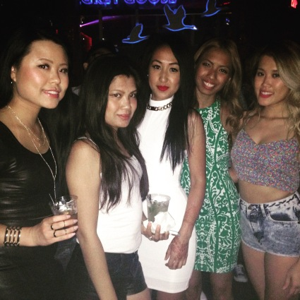 At Club Brava