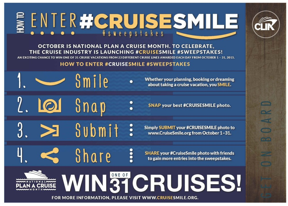 CruiseSmile-Sweepstakes