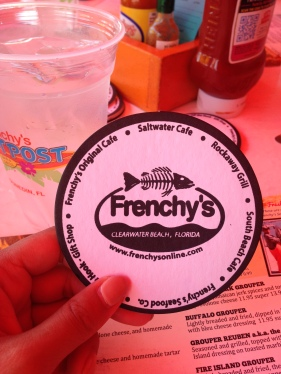 Frenchy's was down the street so we had to stop by