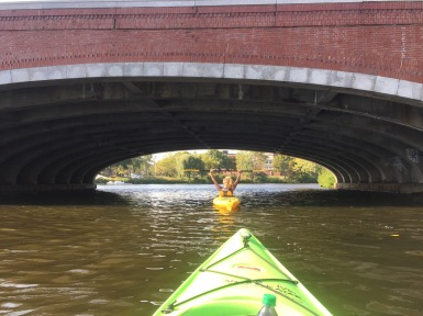 Bridge on the Charles River