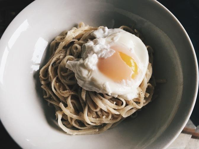 Taste Bud Worthy Recipe: Truffle Pasta